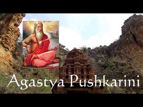 Teertha Yatra #2 - Agastya Pushkarini at Yaganti Temple