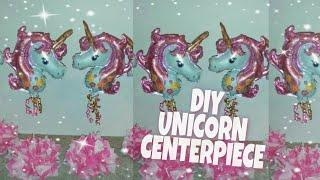 Unicorn Centerpiece | Unicorn themed Party
