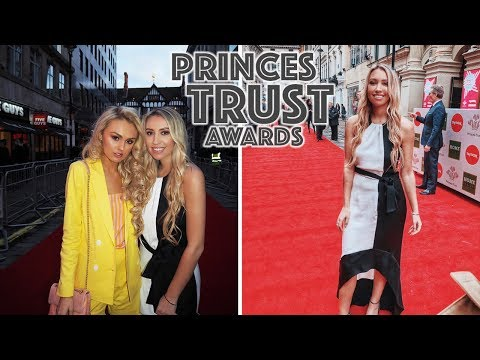 LONDON VLOG // PRINCE'S TRUST AWARDS 2018 RED CARPET WITH PRINCE CHARLES, TOM JONES & CHERYL COLE