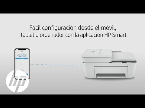 Nueva impresora HP DeskJet Plus serie 4100