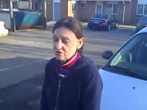The Sicko Aunt Disusing Auto Insurance