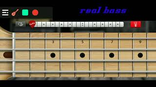 bon Jovi - It's my life cover  real bass android