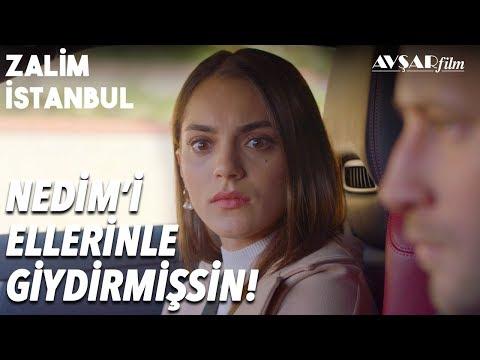 Nedim ve Cemre Cenk'e Yakalandı! Cemre'nin Paniği | Zalim İstanbul 21. Bölüm