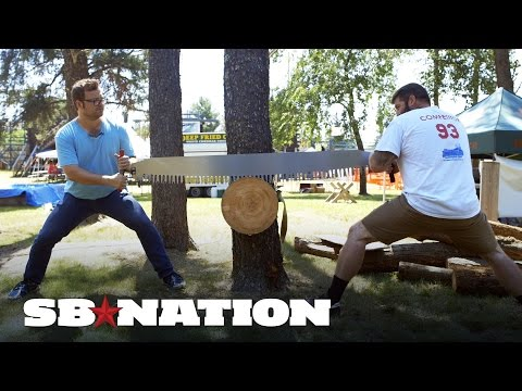 Learning to Lumberjack: The Amateur Sportsman, Ep. 1