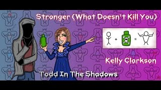 "POP SONG REVIEW: ""Stronger (What Doesn"