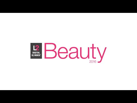 Digital IQ Index® - Beauty: US 2016