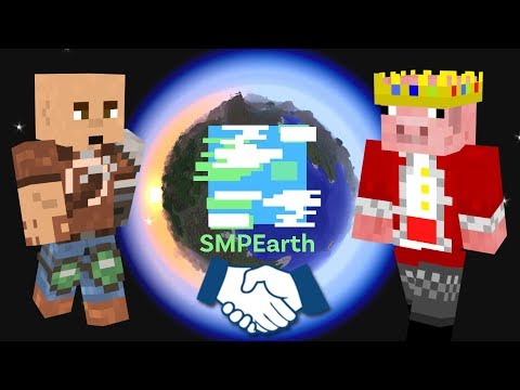 The FitMC/Technoblade Alliance (SMP Earth)