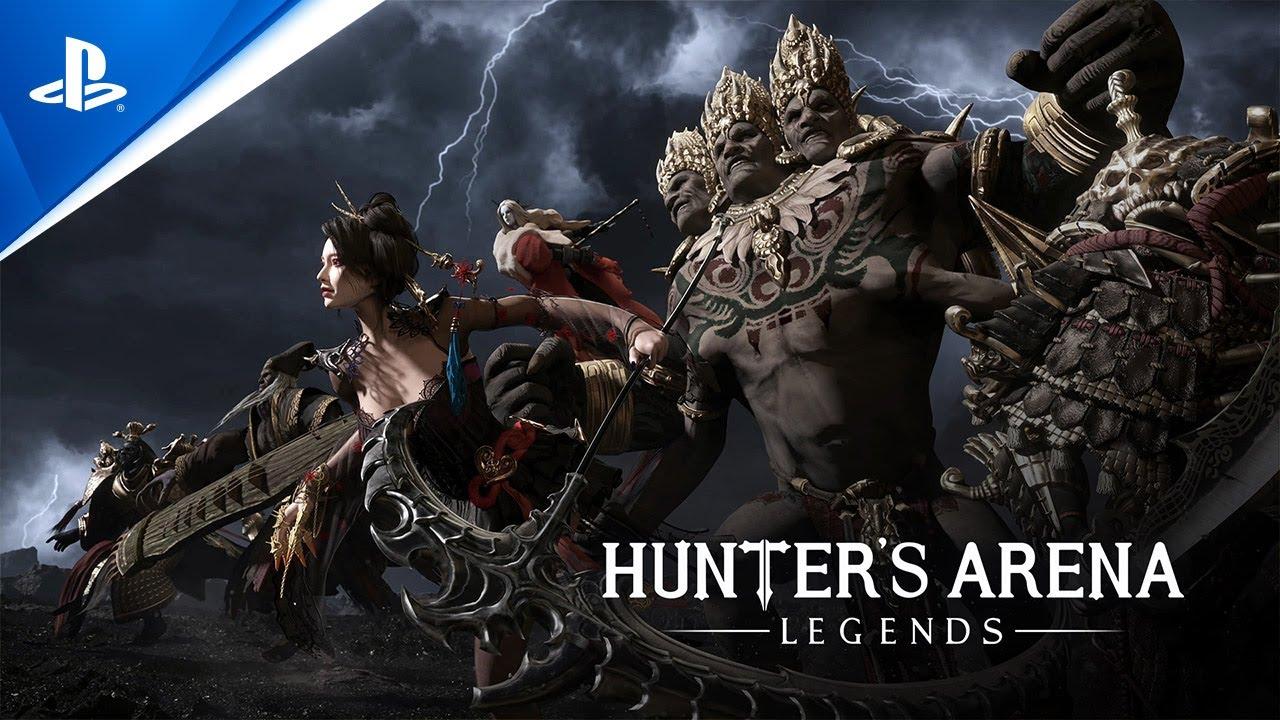 Hunter's Arena: Legends cinematic trailer