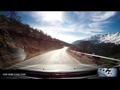 Армения. Мегринский перевал.