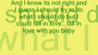 Selena-I Could Fall In Love lyrics