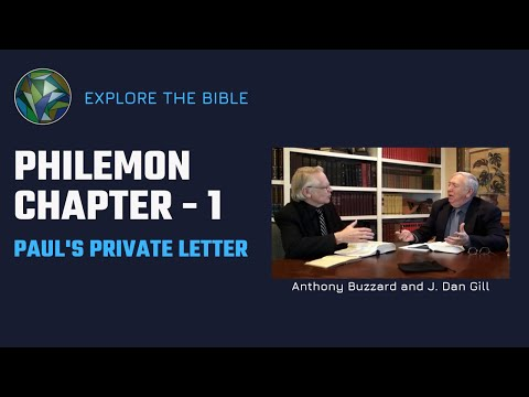 """Philemon 