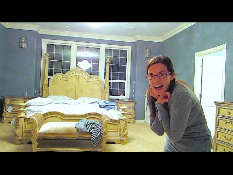 Our dream bedroom youtube for Shaytards idaho house