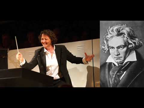 Nathalie Stutzmann Conducts Beethoven - Symphony No. 1 (2017)