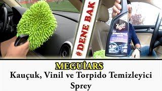 #DENEBAK   Meguiars Quik Interior Detailer Temizleyici Spreyi