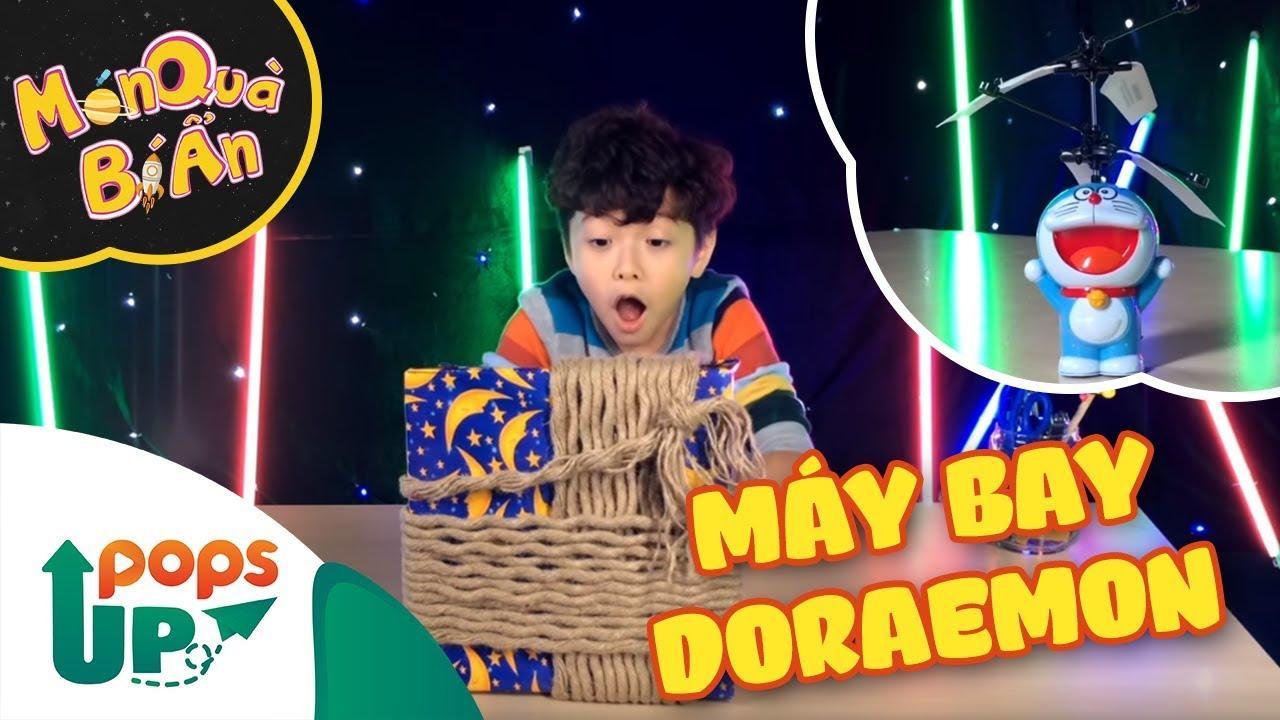 Món Quà Bí Ẩn Cùng Ben Lee - Tập 4 - Máy Bay Doraemon - Đập hộp đồ chơi cực chất!!!