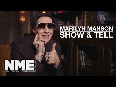 Marilyn Manson on Life
