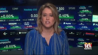 Jane King Business Report: July 18, 2018