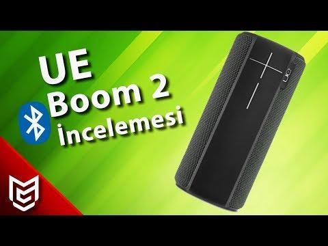 UE Boom 2 Bluetooth Hoparlör İncelemesi
