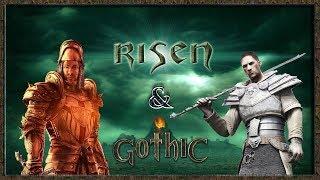Является ли Risen продолжением Gothic ? Расставляем Точки Над i