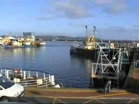 Brixham Harbour Timelapse