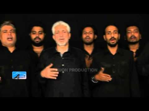 Qaid Mein Roti Sakina (s.a) 2015-16 - Nasir Ali Raza Party (Studio Nohay)
