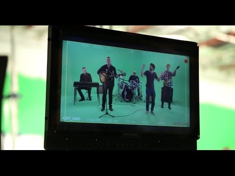 Behind-The-Scenes of 'Did I Say That Out Loud' video shoot