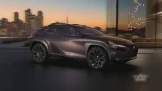Lexus Introduces UX Concept at 2016 Paris Motor Show