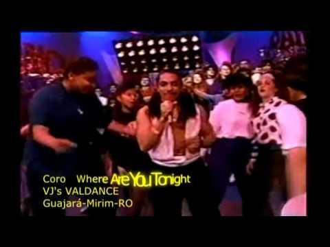 Coro - Where Are You Tonight ( Club Mix)  - Freestyle  - VJ's VALDANCE