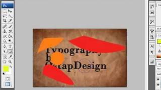 Урок фотошопа: создание типографических обоев