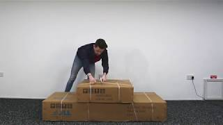 JLL® S400 Treadmill - Assembly and Unboxing