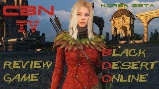 Обзор игры Black Desert Online (BETA)