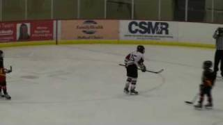 Amazing Hockey Goal (Mini Ovechkin)