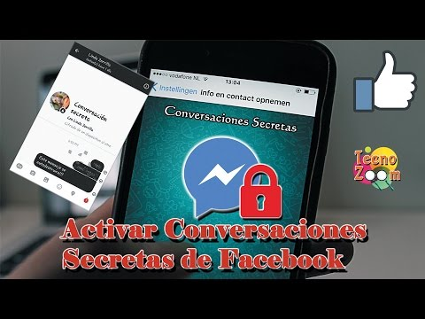 Cómo Cifrar Sus Mensajes De Facebook Con Conversaciones Secretas