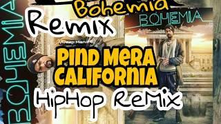 PIND MERA - Bohemia (HipHop) Latest √ the Punjabi Rapper √ KDMRecords 2018