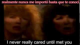 Heart   Alone  Subtitulado Español Ingles