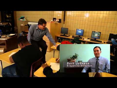 Augsburg Fairview Academy Web Marketing Video Excerpt