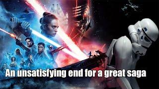 Star Wars Rise of Skywalker Honest Review