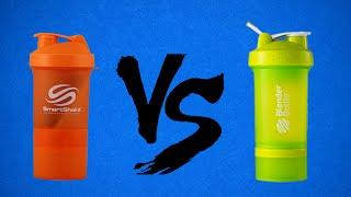 Обзор шейкеров для спортивного питания SmartShake vs Blender Bottle