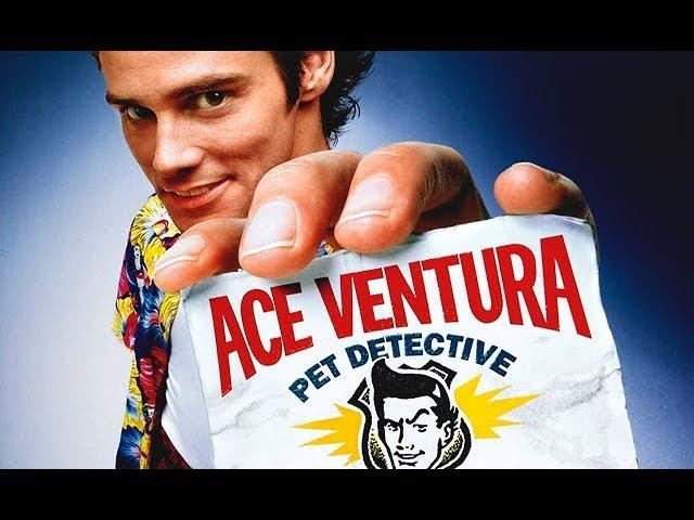 ACE VENTURA, Un Detective Diferente (Trailer español)