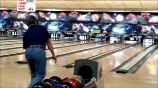 Paul Martinez 300 game 03-15-15 Bowler City in Hackensack, NJ