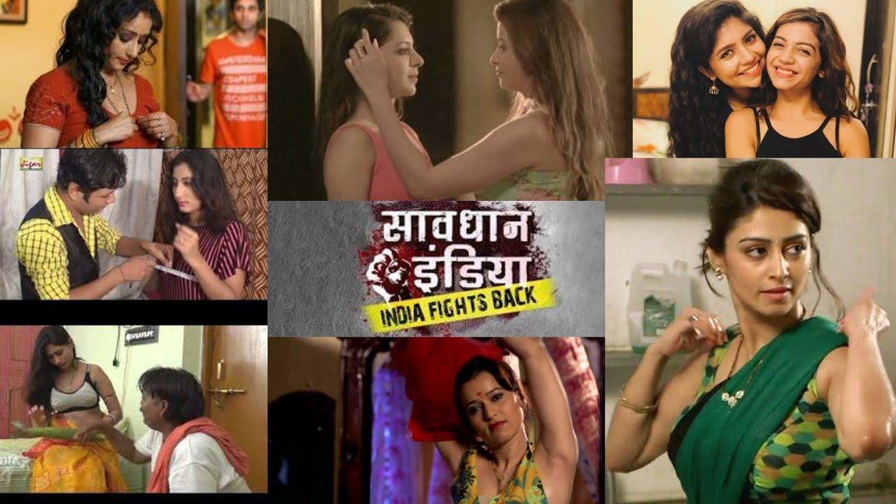 savdhaan India real actress name 2018