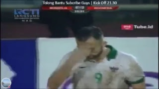 Live Streaming Timnas Indonesia vs Mongolia
