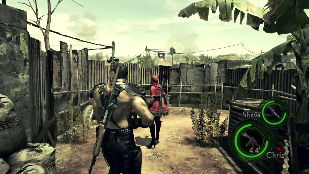 Five Reasons To Play Resident Evil 5 Again Feature Prima Games