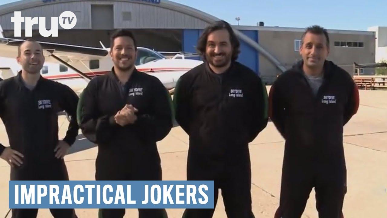 Impractical jokers online dating