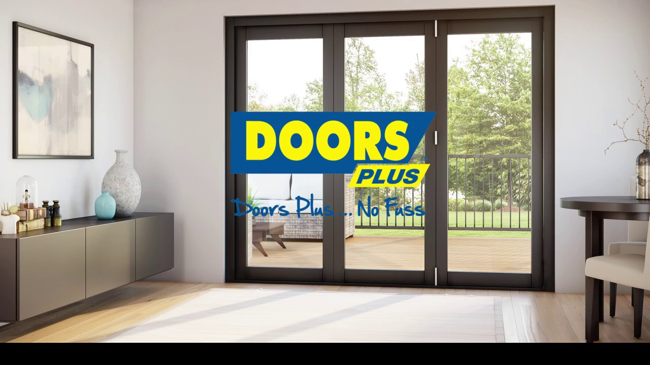 Bona Vista Folding Doors | Aluminium Folding Door System | Doors ...