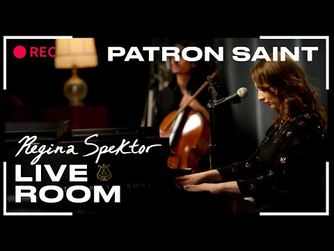 "Regina Spektor - ""Patron Saint"" captured in The Live Room"