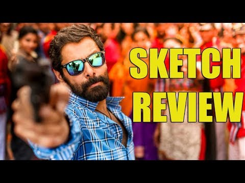 Sketch Movie Review by Trendswood | Tamil...