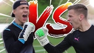 KEEPERBATTLE mit PUMA evoDISC ft. Football4Broz