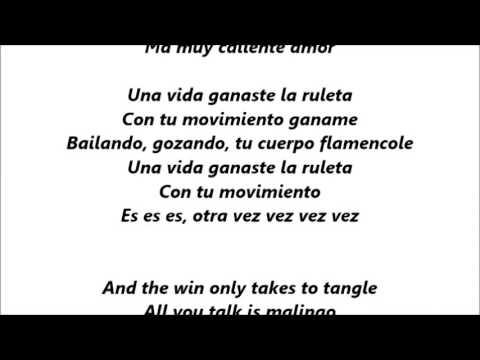 INNA - Ruleta (feat. Erick) Lyrics