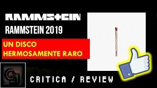 RAMMSTEIN - Rammstein 2019 NUEVO Album - Review CRITICA de un FAN Mexicano